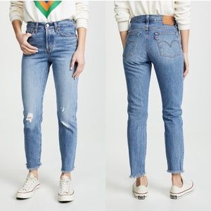 Levi's | Wedgie Fit High Rise Jeans Truth Unfolds